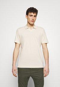 NN07 - PAUL - Polo shirt - oat - 0