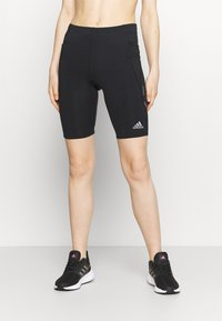 adidas Performance - HOW WE DO TIGHT - Leggings - black/grey six - 0