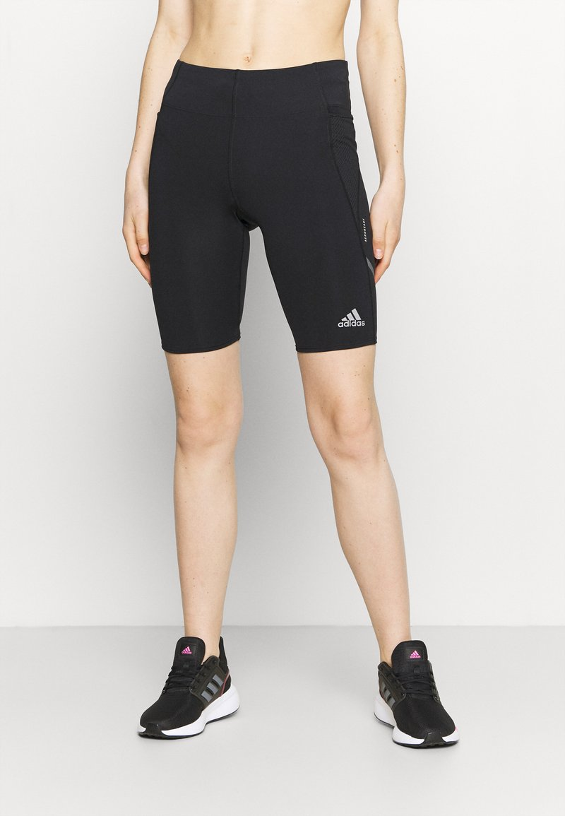 adidas Performance - HOW WE DO TIGHT - Leggings - black/grey six