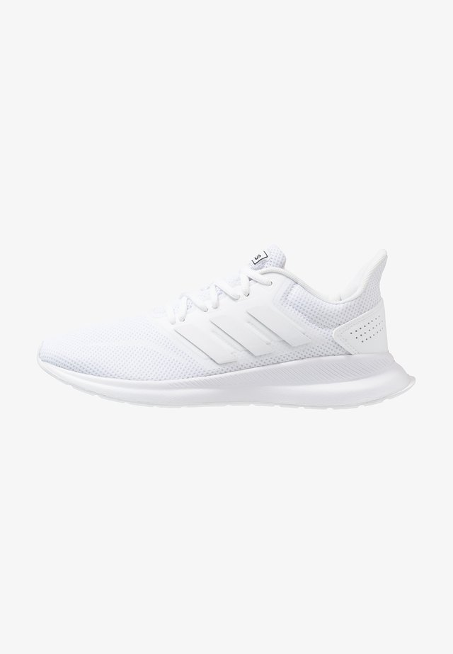 RUNFALCON - Neutral running shoes - footwear white