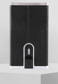 Piquadro - SQUARE - Business card holder - black - 0