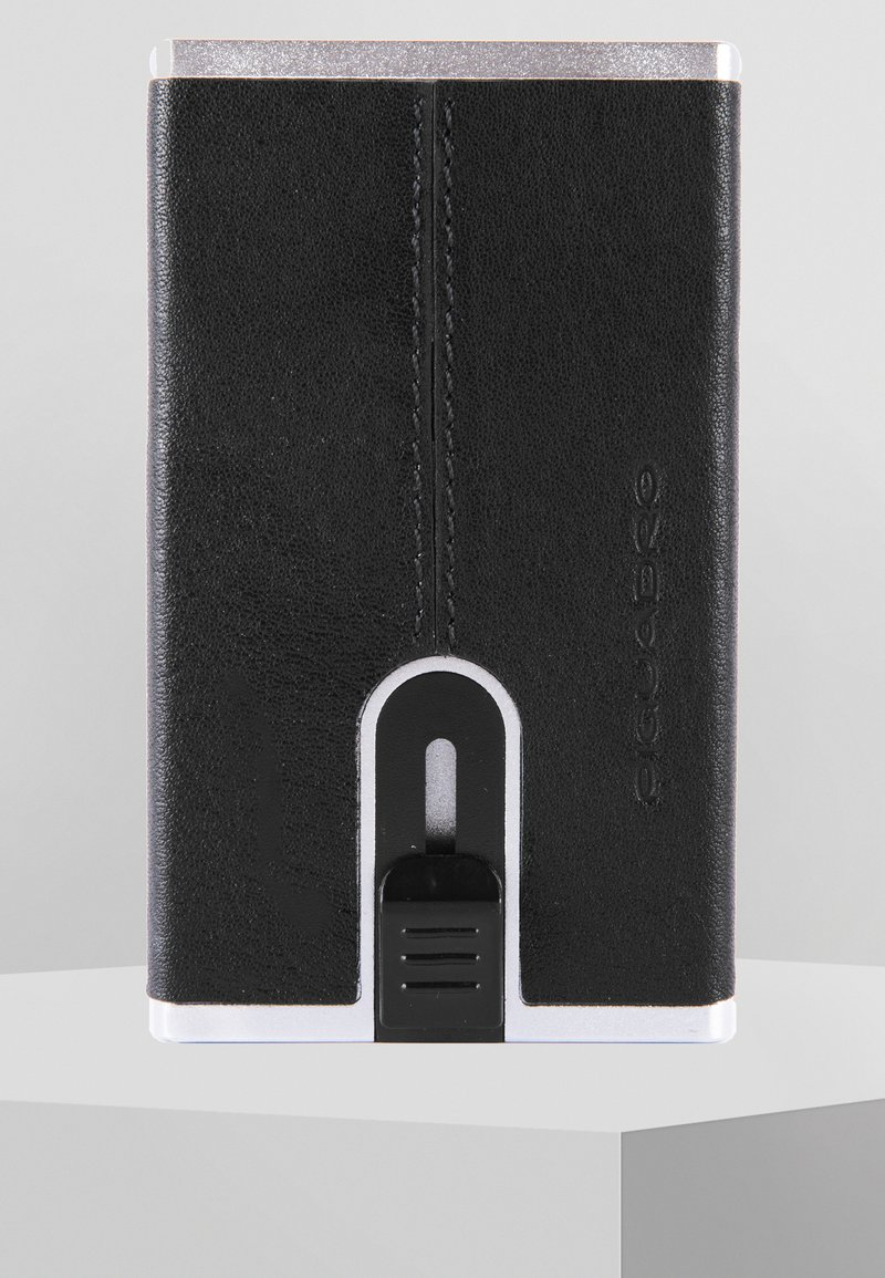 Piquadro - SQUARE - Business card holder - black