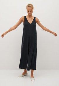 Mango - MODAL-H - Jumpsuit - grigio antracite - 0