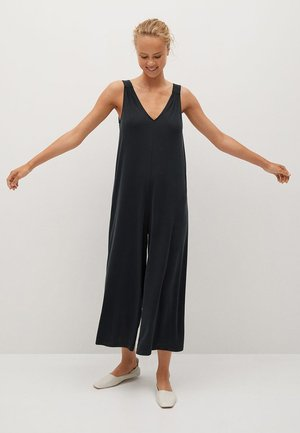 MODAL-H - Jumpsuit - grigio antracite