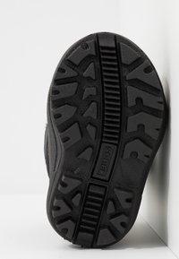 Sorel - CHILDRENS - Snowboots  - black/charcoal - 5