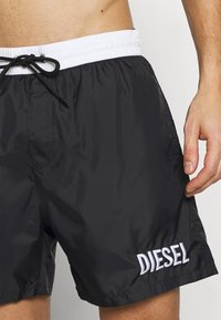 Diesel - BMBX-WAVE 2.017BOXER - Shorts da mare - black - 3