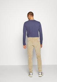 Levi's® - STD II - Spodnie materiałowe - sand/beige - 2