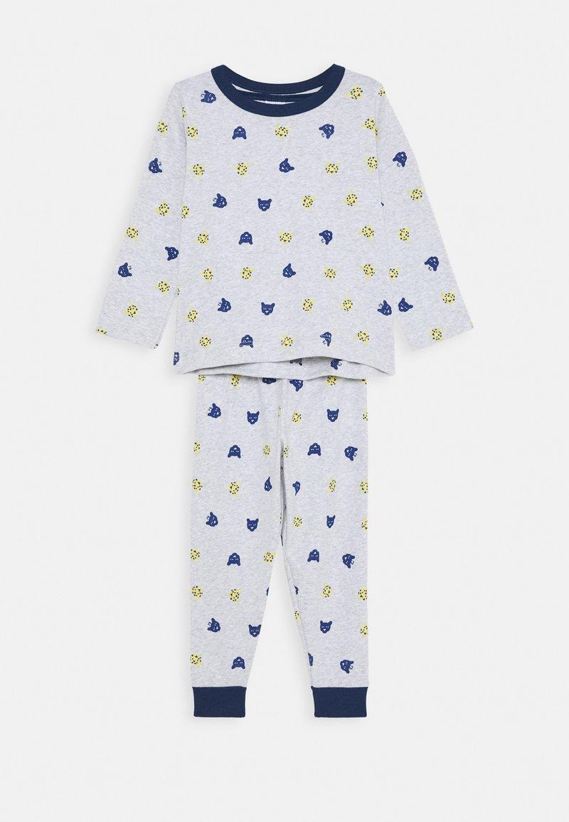 Petit Bateau - SET - Pyjama set - grey