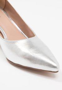 Anna Field - Klasické lodičky - silver - 2