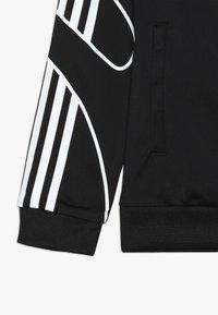 adidas Originals - FLAMESTRIKE TRACK JACKET - Chaqueta de entrenamiento - black - 2