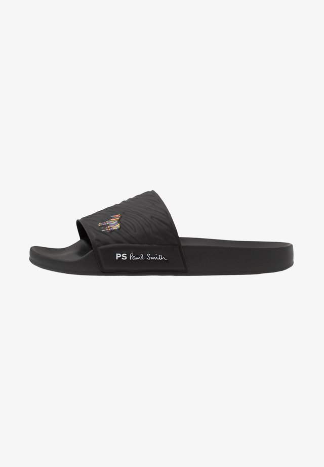 MENS SHOE SUMMIT - Pantofle - black
