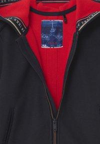 IKKS - NAVY SMART ZIP THROUGH HOODIE - Zip-up hoodie - navy - 3