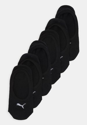 FOOTIE 6 PACK UNISEX - Calcetines de deporte - black