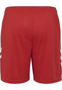 Hummel - Korte broeken - true red - 4