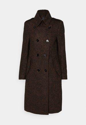 HARLESTON - Classic coat - orange