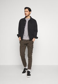Alpha Industries - Cargo trousers - anthracite - 1