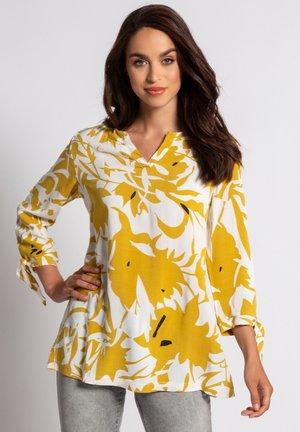 Tunic - amber-gelb