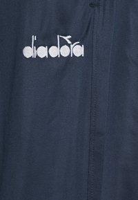 Diadora - TRACKSUIT CHROMIA - Tuta - blue corsair - 8