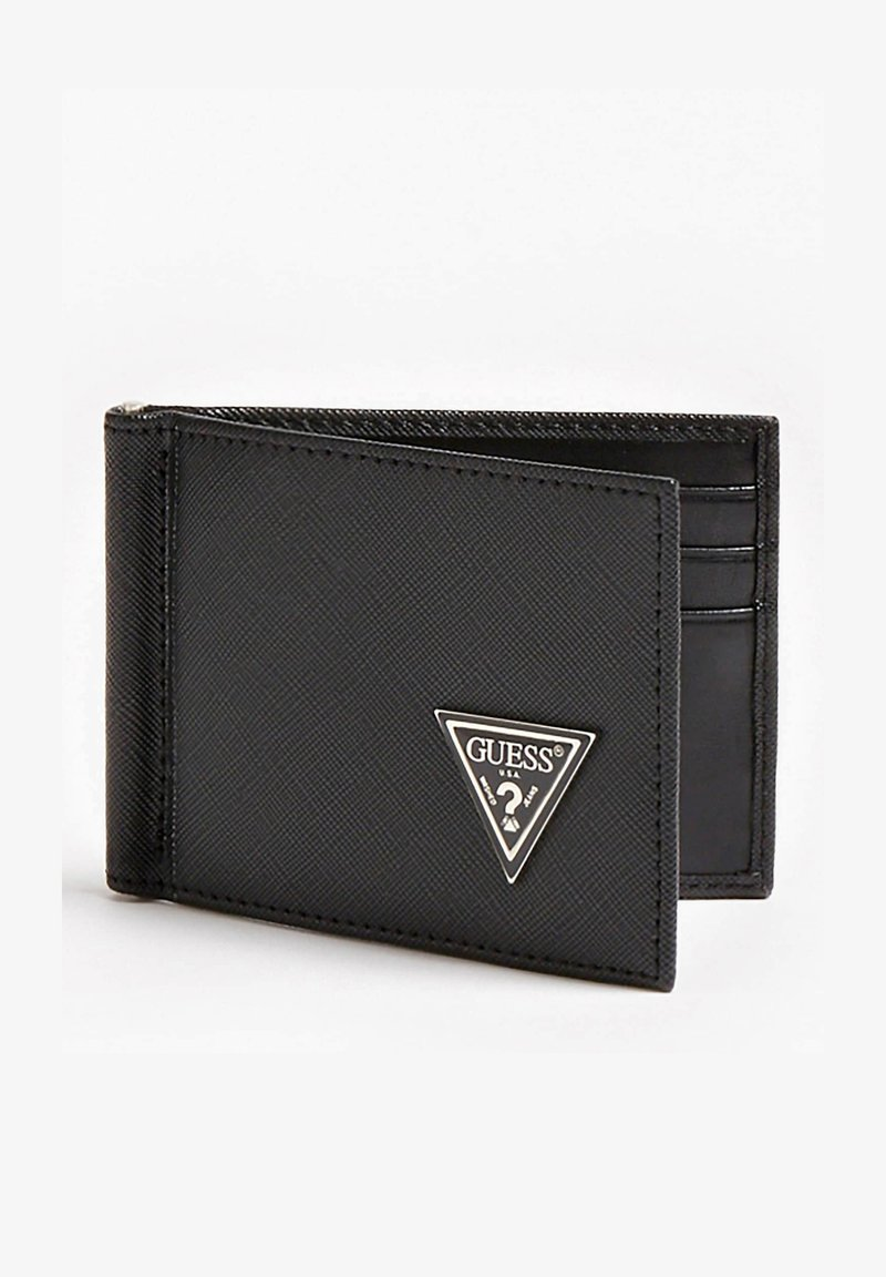 Guess - CERTOSA - Wallet - schwarz