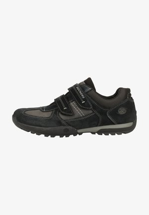 Sneakers laag - black/grey