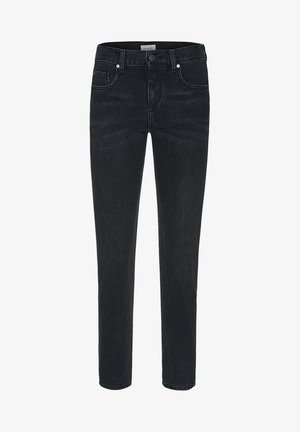 CAJAA - Slim fit jeans - black