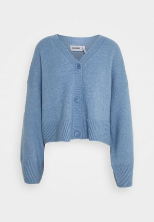 CORA CARDIGAN - Cardigan - dove blue