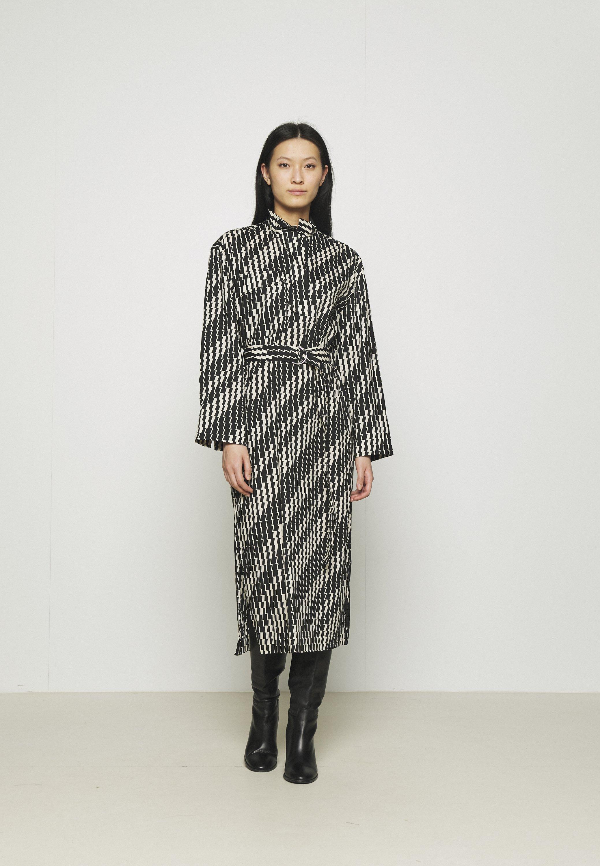 Women ZIG ZAG DRESS - Maxi dress