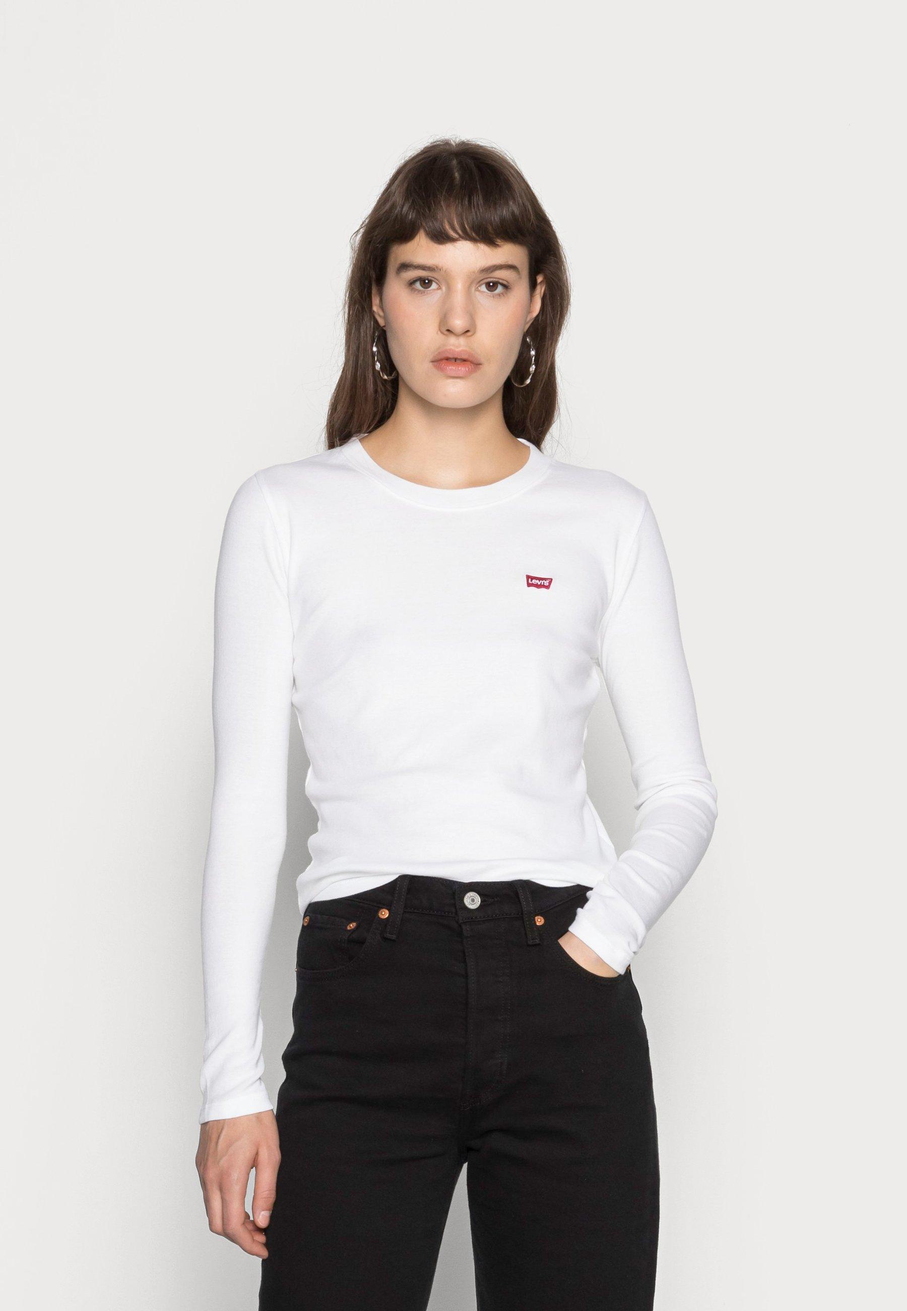 Women LS BABY TEE - Long sleeved top