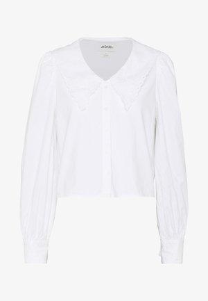 YULIA BLOUSE - Blouse - white