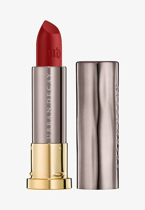 VICE LIPSTICK MATTE - Lippenstift - bad blood