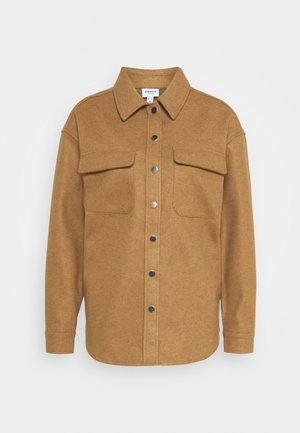 VMOCEAN  - Summer jacket - tobacco brown