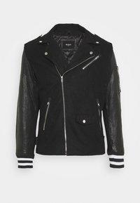 Be Edgy - LOPEZ - Light jacket - black - 0