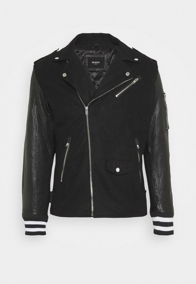 LOPEZ - Light jacket - black