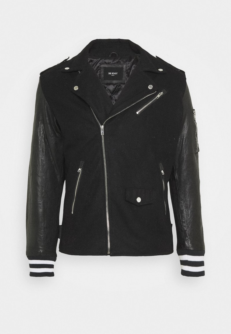 Be Edgy - LOPEZ - Light jacket - black