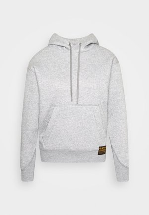 PREMIUM CORE HOODED - Hoodie - grey