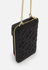 Love Moschino - CHAIN WALLET AND PHONE XBODY - Wallet - nero - 3