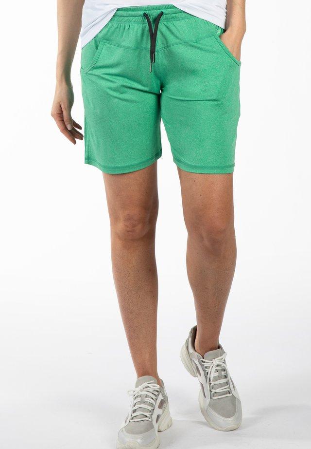 TARA - Sports shorts - grün
