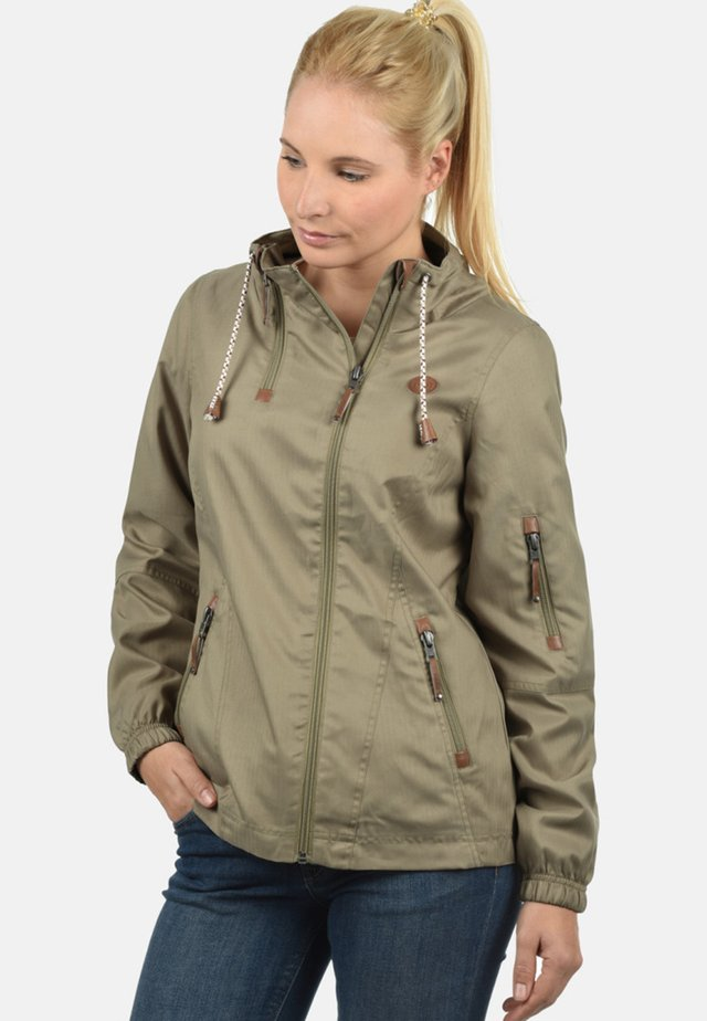 BELLE - Giacca outdoor - olive