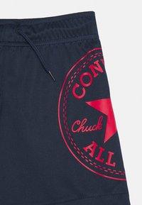 Converse - CHUCK PATCH WRAP - Teplákové kalhoty - obsidian - 2
