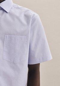 Seidensticker - REGULAR - Shirt - blau - 4