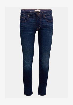 Džíny Slim Fit - blue dark washed