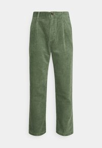 TOM TAILOR DENIM - RELAXED - Trousers - sea spray - 3
