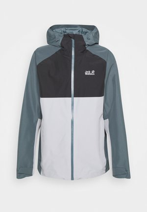 MOUNT ISA  - Waterproof jacket - silver grey