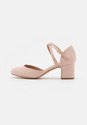COMFORT - Czółenka - light pink
