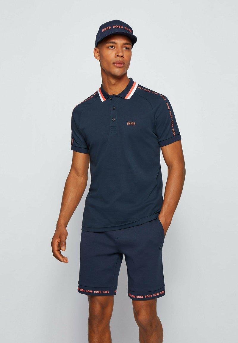 BOSS - PAULE  - Polo shirt - dark blue