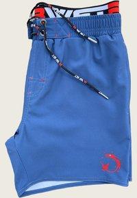 BWET Swimwear - Swimming shorts - navy - 2