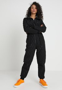 ONLY - ONLLAURA ONE PIECE - Overall / Jumpsuit /Buksedragter - black - 0