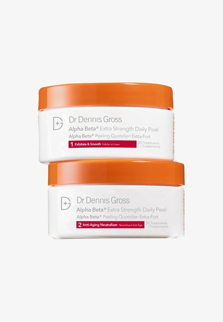 Dr Dennis Gross - ALPHA BETA® PEEL EXTRA STRENGTH, 30 PACK - Face scrub - neutral