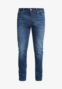 Jack & Jones - JJIGLENN JJORIGINAL - Slim fit -farkut - blue denim - 4