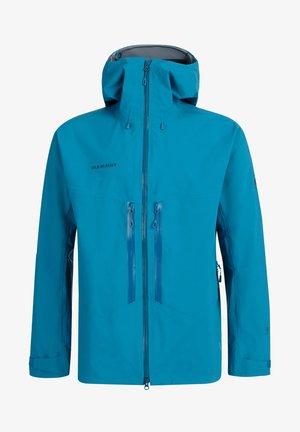 Outdoor jacket - sapphire